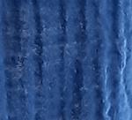 Double gaze de coton Bleu Marine